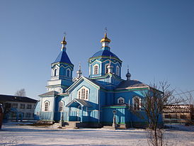 Church of Nativity of the Theotokos in Luboml.JPG