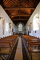 Church of St Mary Little Easton Essex England nave looking east.jpg