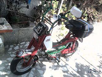 Cimatti - Cimatti Mini Chic 50 cc moped