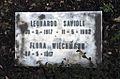 Cimitero Evangelico Agli Allori - grave - Leonardo Savioli - detail.jpg