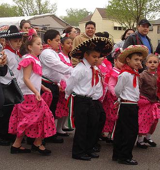 Cinco de Mayo - Cinco de Mayo celebration in Saint Paul, Minnesota