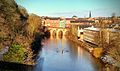 City of Durham Dec 2012 Elvet bridge (10895856563).jpg
