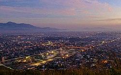Skyline of Imphal