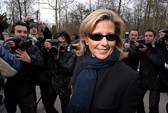 Claire Chazal - Claire Chazal in 2008