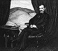Clark Hobart, portrait of Gottardo Piazzoni, 1919.jpg