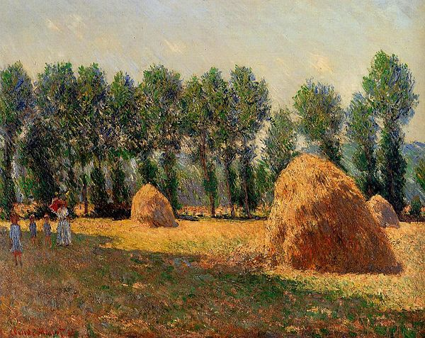 Claude Monet, 1885 - Haystacks at Giverny.jpg