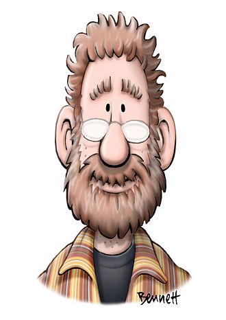 Clay Bennett (cartoonist) - Image: Claybennett