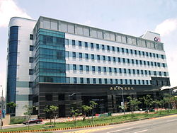 Clinic Building, Chia-Yi Christian Hospital 20100509.jpg