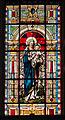 Clonmel Irishtown St. Mary's Church of the Assumption West Transept Window Madonna 2012 09 06.jpg