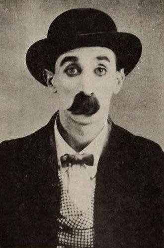 Clyde Cook (actor) - Cook in 1920