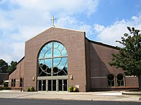 Co-Cathedral of St. Robert Bellarmine - Freehold, New Jersey 02.jpg