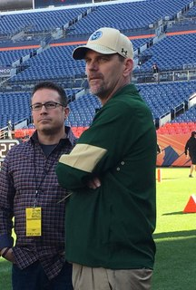 Mike Bobo American football coach and former player