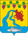 Coat of arms of Kurchanskaya.png
