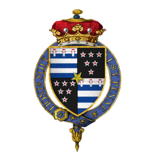 Thomas Grey, 2nd Marquess of Dorset English peer and soldier