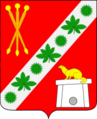 Coat of arms of Veliaminovskoye municipality (Krasnodar, Russia).png