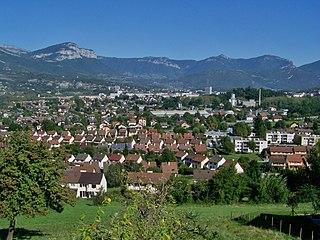 Cognin Commune in Auvergne-Rhône-Alpes, France
