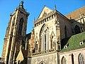 Collégiale Saint-Martin (place de la Cathédrale) (Colmar) (1).jpg