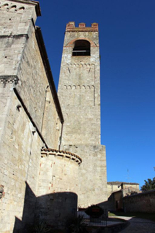 Collegiata di Sant'Agata (Asciano) 06