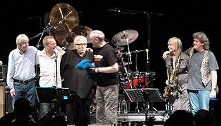 Colosseum (band) British jazz-rock band