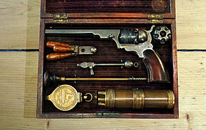 Revolver - Colt Paterson 2nd Belt Model