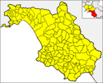 Locatio Conchae in provincia Salernitana