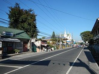 Concepcion, Tarlac - Downtown area