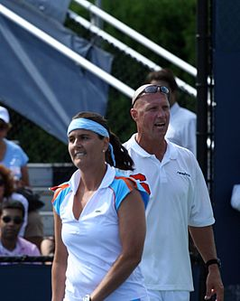 Conchita Martinez: US Open 2009