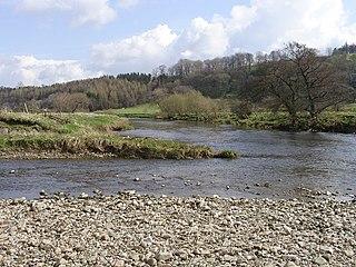 Skirden Beck Minor river in Lancashire, England