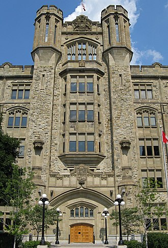 Connaught Building - Connaught Building front entrance