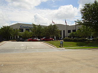 Greenspoint, Houston - Continental Airlines's North Houston Center