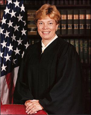 Susan J. Crawford - Image: Convening authority Susan J. Crawford