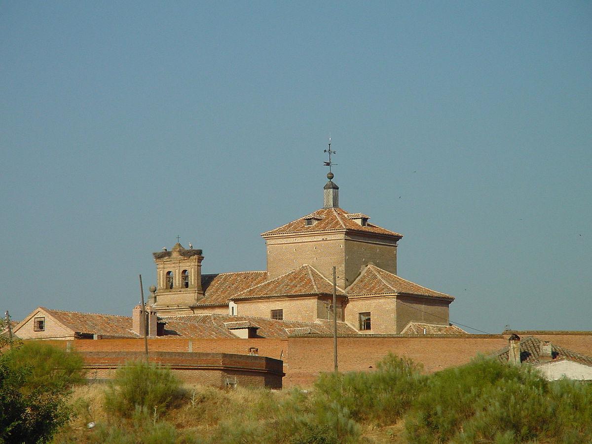Convent of las madres carmelitas wikipedia - Residencia boadilla del monte ...