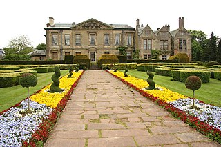 Coombe Abbey Grade I listed English country house in the United Kingdom
