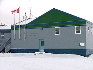 Coral Harbour - The Hamlet Office in Coral Harbour