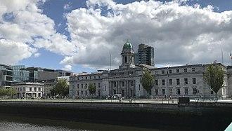 City status in Ireland - Cork
