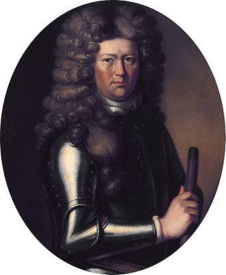 1655 in Norway - Cornelius Cruys