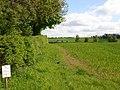 Corner of wood by footpath to Stratford-upon-Avon - geograph.org.uk - 1839857.jpg
