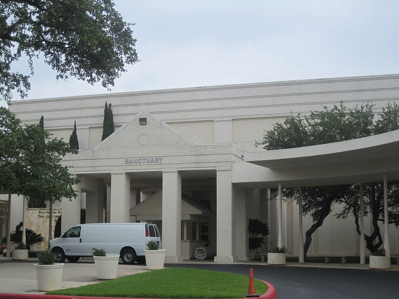 Cornerstone Church sanctuary, San Antonio, TX IMG 2132.JPG
