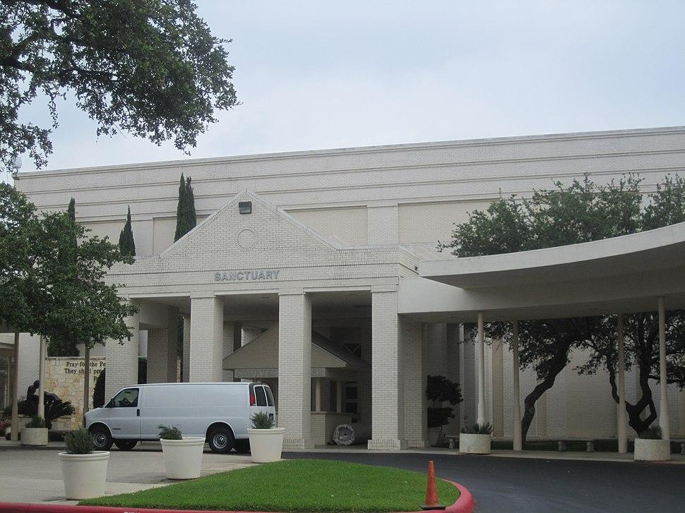 Cornerstone Church sanctuary, San Antonio, TX IMG 2132