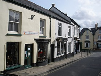 Great Torrington - Cornmarket Street, Great Torrington.