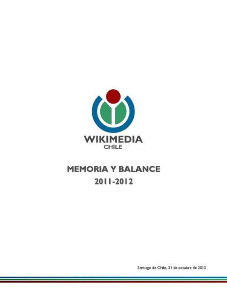 File:Corporación Wikimedia Chile - Memoria y Balance 2011 - 2012.pdf