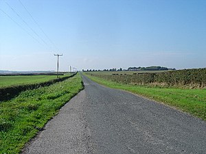 Immagine Country road near Lund - geograph.org.uk - 67584.jpg.