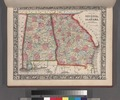 County map of Kentucky and Tennessee. NYPL1510808.tiff