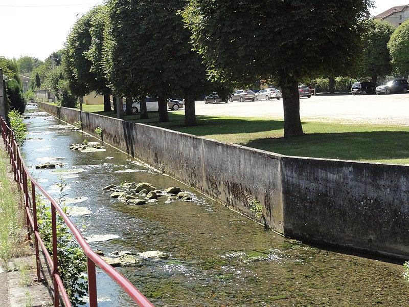Cousances-les-Forges (Meuse) la Cousance