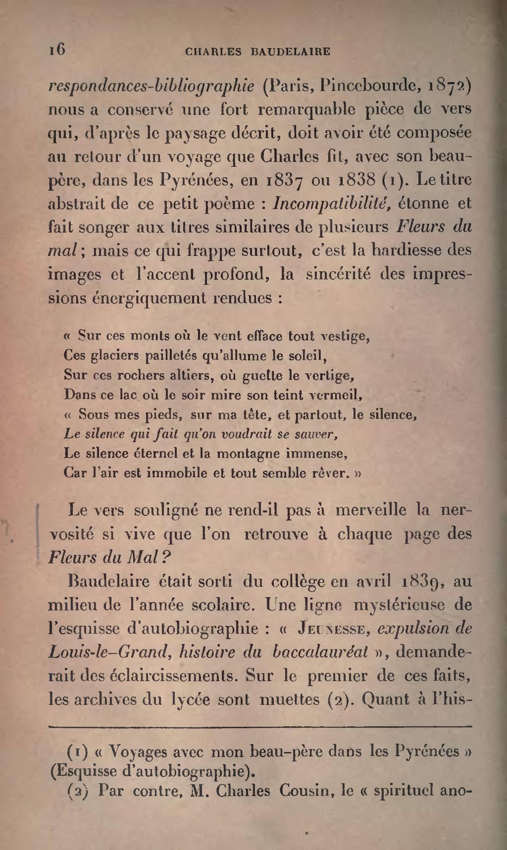 Pagecrépet Charles Baudelaire 1906djvu36 Wikisource