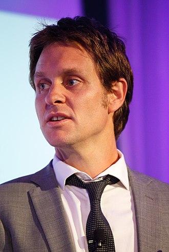 Craig Reucassel - Reucassel in 2013