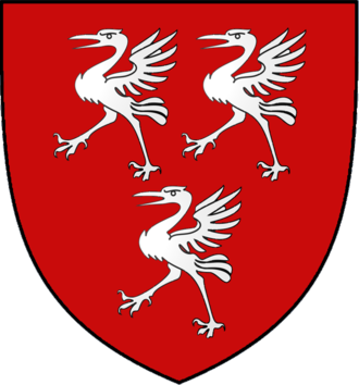 Lord Cranstoun - Arms of the Lords Cranstoun