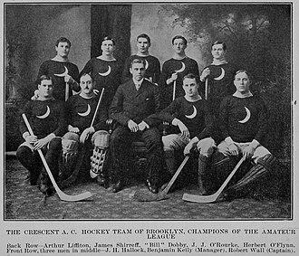 Brooklyn Crescents - Brooklyn Crescents in 1905–06.