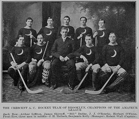 Amateur hockey teams