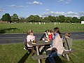 Cricket match opposite The Spring Inn - geograph.org.uk - 73601.jpg
